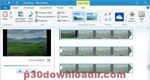 Windows Movie Maker 16.4 Crack With  Registration Key Full Download