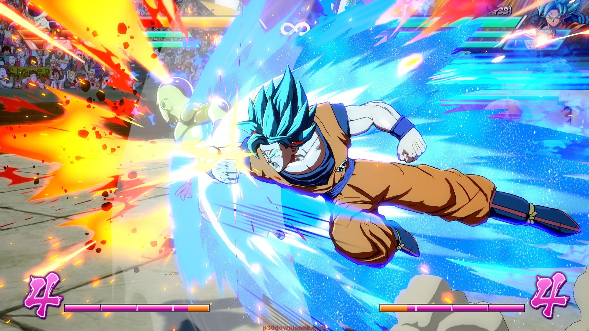 DRAGON BALL FighterZ 2020 Crack With Primer Key