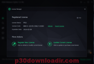 IObit Malware Fighter 7.1.0.5675 RC  License Key