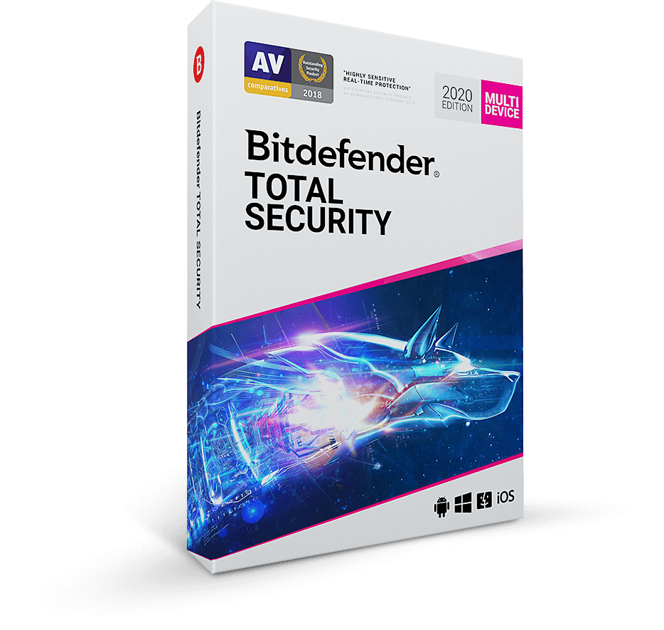 Bitdefender total security 2020 Crack + Product key Free Download